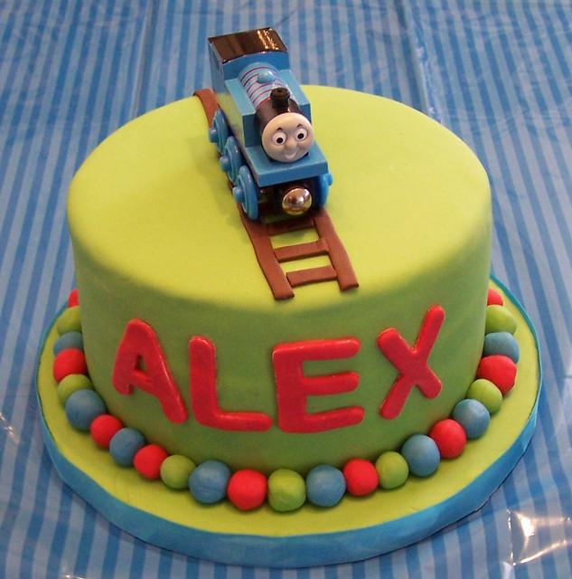 Thomas Birthday Cake Design : 3528518903_ac2017dabf_z.jpg?zz=1