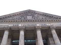 Portal des Reichstags