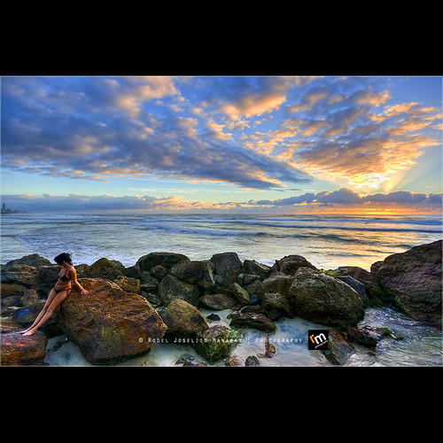 Outdoor Lights Gold Coast: Elevation Of Gold Coast City, Gold Coast, QLD, Australia