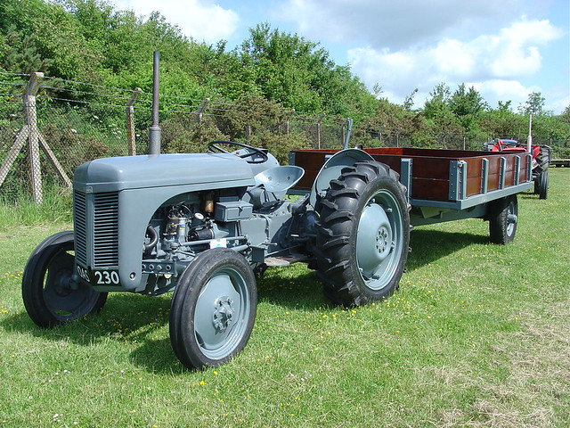 1952 Ferguson Tractor : Ferguson mf equipment a gallery on flickr