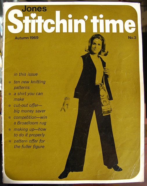 Stitchin' time 1969 Autumn