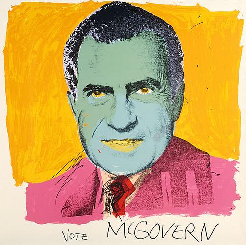 #6 Warhol/Nixon