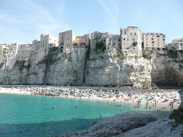 Tropea - two week itinerary southern Italy