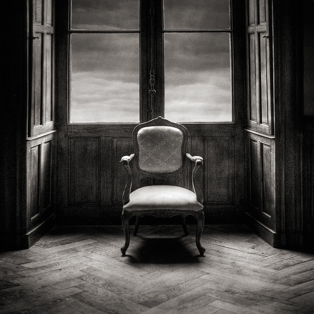 yves.lecoq - Empty Armchair