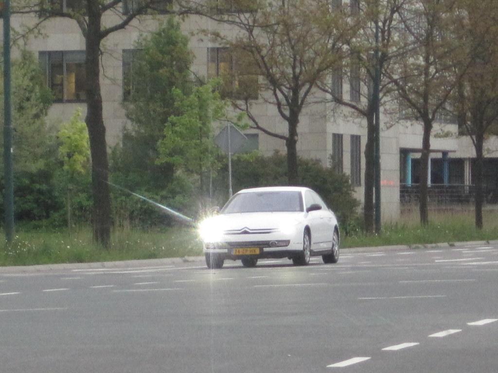 [IL ÉTAIT UNE FOIS...] Les grandes Citroën hydrauliques 4602300718_8f89153bb8_b