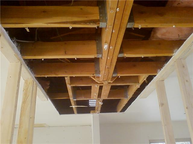 load bearing wall beam flickr photo sharing. Black Bedroom Furniture Sets. Home Design Ideas