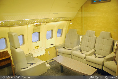 air force one bedroom