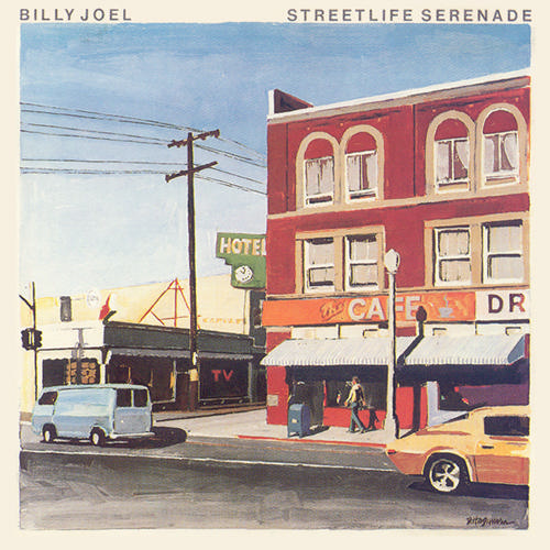 Billy Joel - Streetlife & 52nd Street