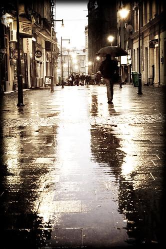 romania oldtown bucharest pedestrianstreet smardanstreet