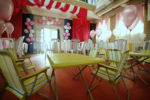 Photojourneys the cacing diaries 28 1st birthday party for 1st birthday party hall decoration ideas