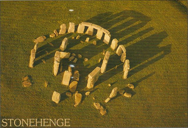 The Stonehenge Landscape | Historic England |Stonehenge Aerial View Complete