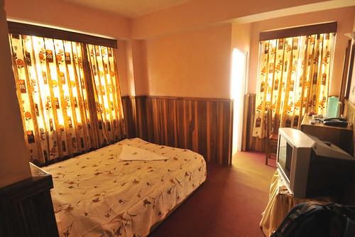 Day 1: Pelling. Rabdentse Residency Hotel