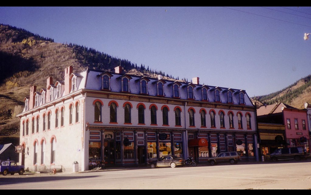 Grand Imperial Hotel 1882 Silverton Co Nrhp Kevin Stewart Flickr