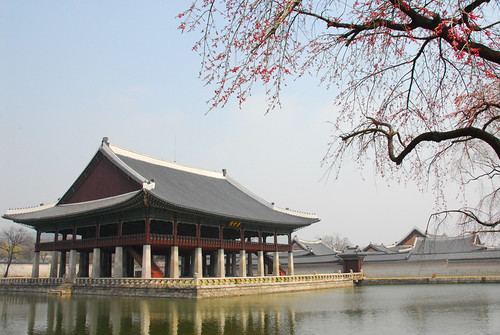 Gyeongbok Palace (景福宮)