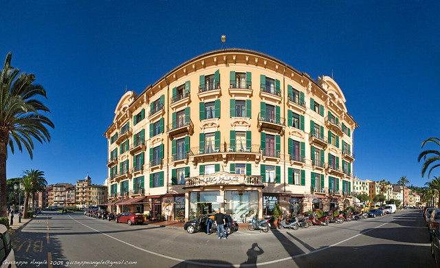 Santa margherita lido palace hotel santa margherita for Hotel liguria milano