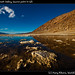 Badwater, Death Valley, lowest point in US