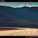Lone hiker, Death Valley