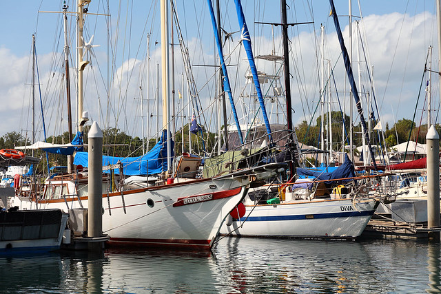 Cullen Bay Yachts