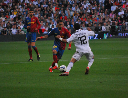 Real Madrid - Barça by Jan S0L0, on Flickr
