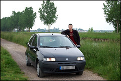 049 - Dijon - Me and my car