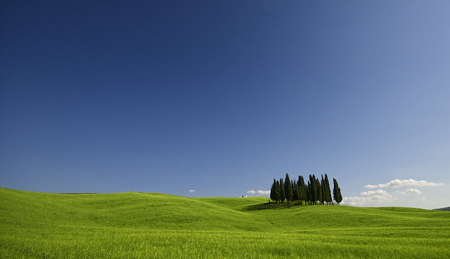 Val d'Orcia Monument by Dimit, Flickr CC