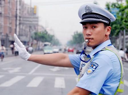 China Traffic Police Explore Beijing Patrol S Photos On