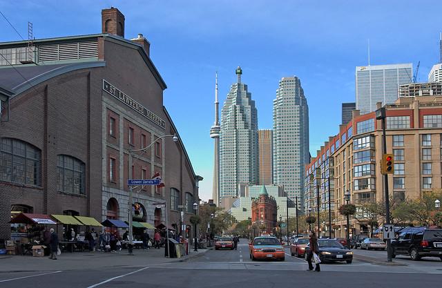 Toronto: Front Street - Flickr CC cityoftoronto