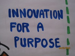 Innovation for a Purpose