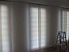 Graduation 2 - Ikea panel curtains by littlegreenhaus