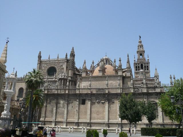 Que faire s ville la cath drale notre dame du si ge de for Architecture andalouse