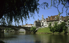 Périgueux et la cathédrale Saint-Front, d'une rive à l'autre - Périgueux - Aquitaine