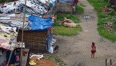 Bagmati Slum Child