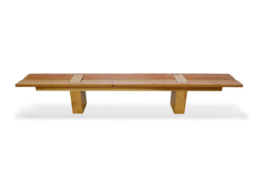 TimberLine Long Bench