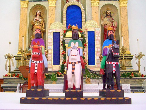 Dia de Reyes en Cabo Rojo