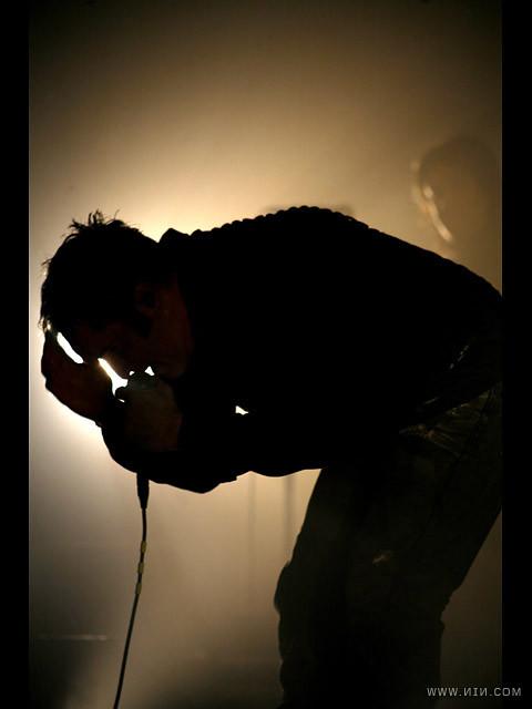 Nin Inch Nails Ringing In My Ears Lyrics