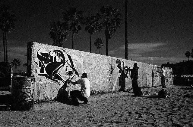 the pit. venice beach, ca. 2007.