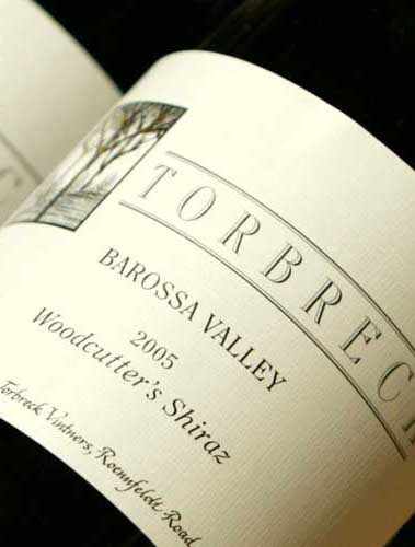 Torbreck Woodcutters Reserve