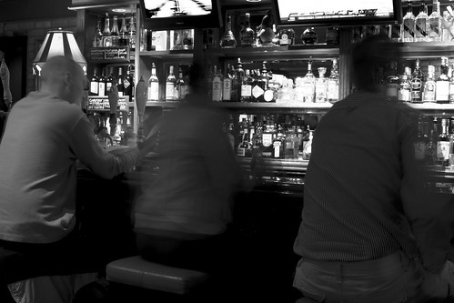 Bar chats