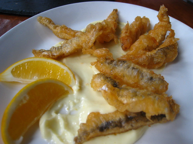 Fried Anchovies with Lemon Aioli (Boquerones) | Flickr - Photo Sharing ...