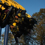 Batman the ride, Six Flags Mexico