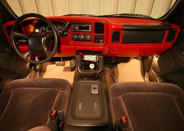 1999 Chevrolet Silverado Interior Flickr Photo Sharing