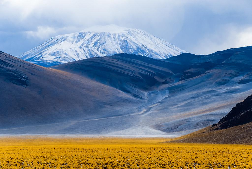 Volcán Incahuasi (6.638 m)
