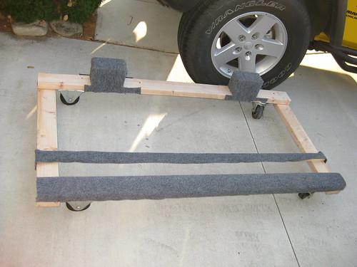 diy hardtop cart jk the top destination for. Black Bedroom Furniture Sets. Home Design Ideas