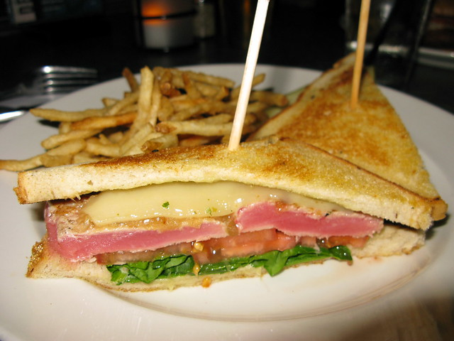 Seared Ahi Tuna Sandwich | Flickr - Photo Sharing!