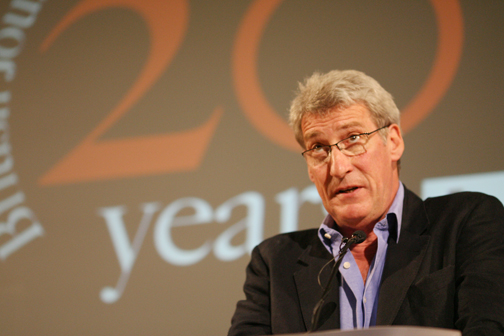 Paxman Speaking