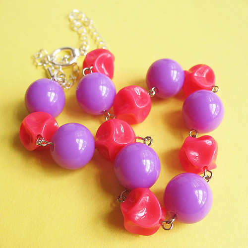 Hard Candy Necklace