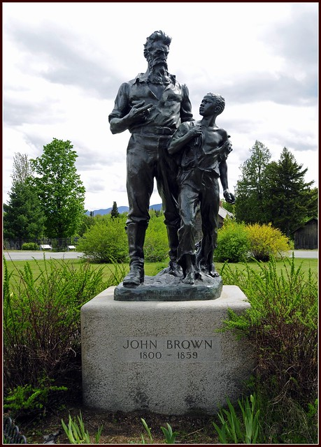 "John Brown, ""Militant Abolitionist"" or ""Domestic Terrorist ..."