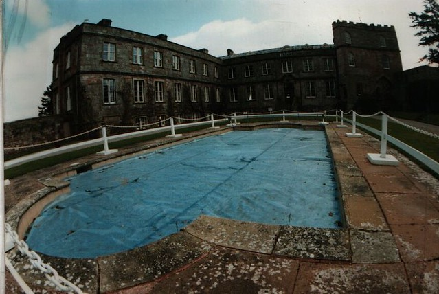 Appleby castle swimming pool flickr photo sharing for Appleby swimming pool timetable