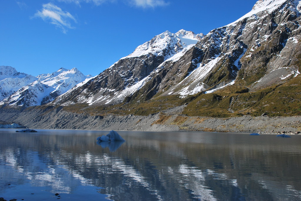 Mount Cook NP - Hooker Valley Track - South Island - New Zealand 070