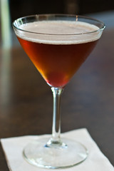Friday evening Manhattan at Era